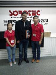 Shenzhen SORO Electronics Co., Ltd.