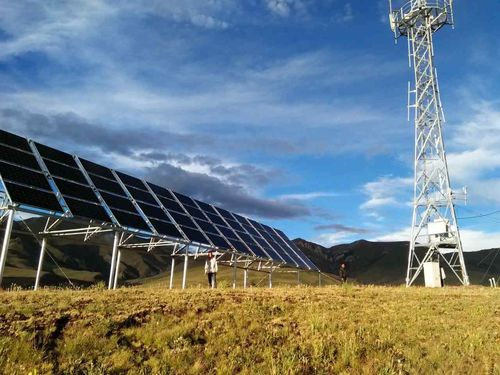 china latest news about 48VDC Telecom Solar Power System Applicated China Tower
