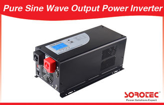 China Pure Sine Wave Output Inverter  1 - 10KW Inverter with Charger supplier