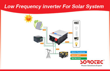 Low Frequency 1 - 10kw Solar Panel Power System Off - Gird 3kw 220V