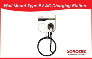 SORO EV AC Charger Electric Vehicle Charging Station Small Light Smart