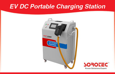 Operating Humidity Electric Vehicle Charging Stations EV DC Portable Charging Posts