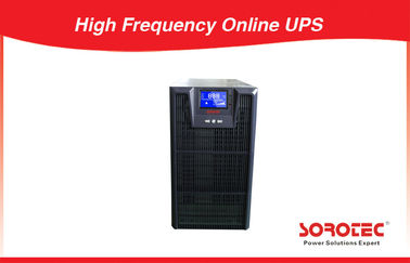 China LCD Display High Frequency online UPS 0.9 Output  Power Factor 1-10KVA supplier