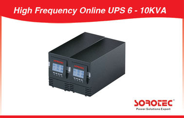 Smart RS232 10KVA / 8000W AC power 60 Hz 110V UPS with bypass repair switch