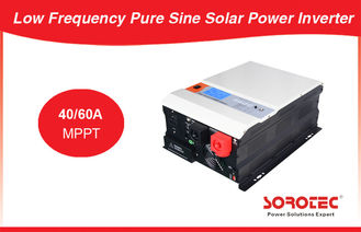 1-12KW Solar Power System Solar Power Inverters 10ms Typical CE