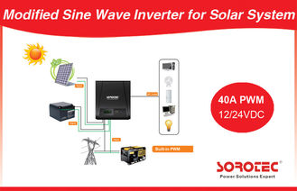 Automatic AC to DC Off - Grid Solar Power Inverter for Solar Energy System
