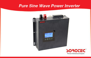 China High efficiency 3000 - 5000VA 230VAC pure sine wave power inverter factory