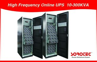 China 10KVA~800KVA Three Phase Modular UPS High Frequency Online UPS with Monitoring System factory