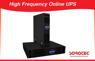 China Rack-Tower Convertion  Single Phase Online UPS  Uninterruptible Power Supply 1-10KVA supplier