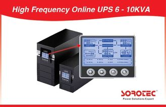 China Industry Parallel 3 PCS Uninterrupted Power Supply High Frequency Online UPS 6KVA 4.2KW factory