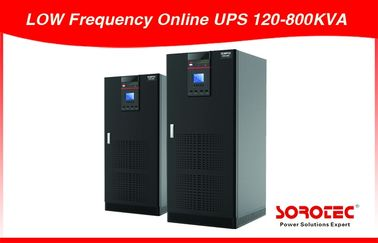 AC- DC - AC High Power Three Phase Low Frequency Online UPS 10-800KVA 380VAC