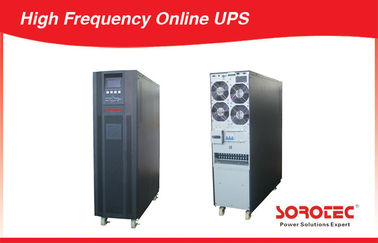15KVA 13.5 KW  double conversion ups , AC - DC - AC online high frequency ups