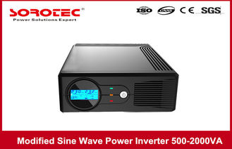 China 500-2000va Modified Sine Wave DC/AC Power Inverter with 10A/20A Charger for Home factory