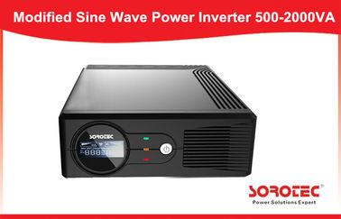 China 1000va 600w 12v High Frequency Modified Sine Wave Power Inverter for Home Use factory