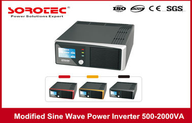 China Modified Sine Wave DC to AC Power Inverter 500va/300w ,1000va/600w ,1200va/720w factory