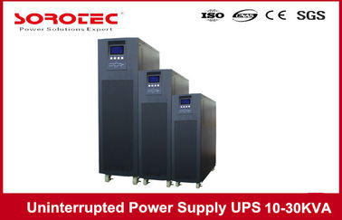 China 10-30kva Three Phase Pure Sine Wave Uninterrupted Power Supplies with Transformer factory