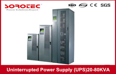 IP21 Protection Large LCD Uninterruptible Power Source UPS 20KVA 16KW for Telecom