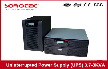 China Continuous Uninterrupted AC Power Supply Pure Sine Wave Inverter UPS 0.7-3KVA supplier