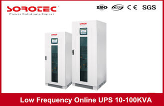Low Frequency Pure Sine Wave Uninterrupted Power Supply Online UPS 10-100KVA