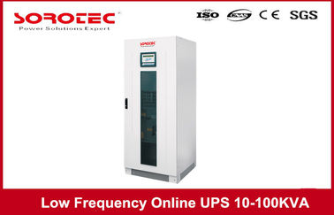 China GP9312C 3Ph in 1Ph out UPS Uninterruptible Power Supply for Industry , 10-100KVA factory