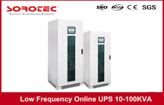 RS232 Low Frequency Uninterruptible Power Supplies / Telecom Remote Control UPS