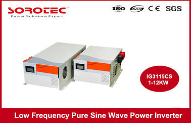 China Transformer Type Micro Sine Wave Power Inverter with MPPT Solar Charge Controller supplier