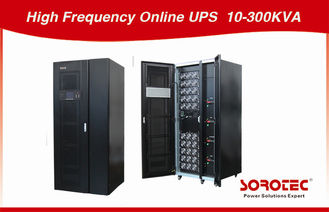 MPS9335C Series Modular UPS / High Frequency Online UPS 10-300KVA , 0.9 PF