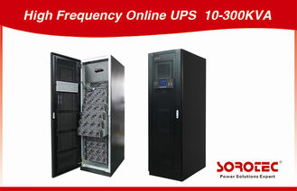 Three Phase Modular UPS 10-300KVA for Data Center / Telecom / Servers , CE Listed