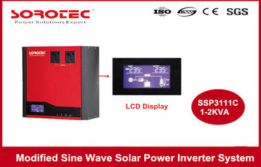 China High Frequency  Solar Power Inverters 1000-2000VA for Home Use factory