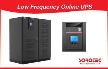 China 50 / 60HZ 3Ph / in 3 Ph / out Low Frequency Online UPS Used for Date Center supplier