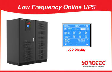 China GP9335C 20kva UPS pure sine wave with Perfect Battery Management System supplier
