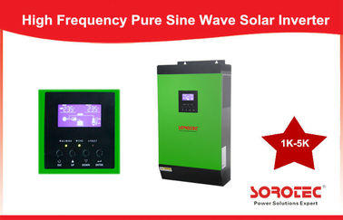 China Wall Mounted Integrated Pure Sine Wave 1-5KVA Solar Power Inverters supplier