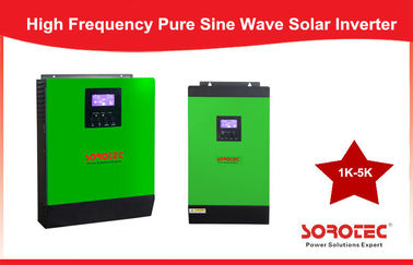 China 1-5KVA Pure Sine Wave Wall Mounted solar based inverter / solar energy inverter supplier