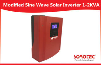 China 1000-2000VA LCD Display Audible and Visual Alarm Modifeid Sine Wave Solar Power Inverter factory