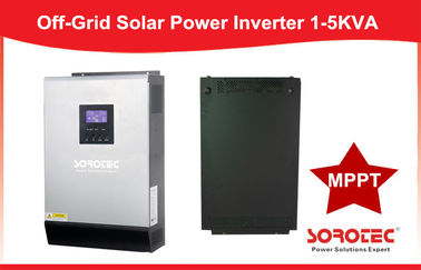 China Wall Mounted Integrated Solar Power Inverters Off Grid Hybrid Inverter 1KVA ~ 5KVA supplier