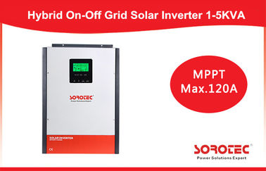 1KVA to 5KVA Solar Power Inverters , solar grid inverter with Energy Storage