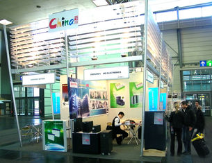 Exhibition Information CeBIT Fair.2010