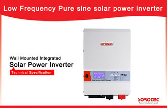 China 1 - 10KW Pure Sine Wave Solar Power Inverter with Transformers supplier