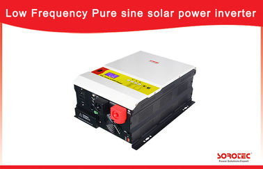 China High Reliability Solar Power Inverters Remote Control Function supplier
