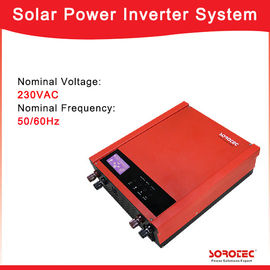 China 1-2KVA Solar Power Inverter System Built in PWM Solar Charge Controller factory