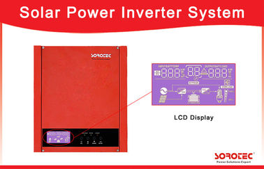 China 1000VA 2000VA Off Grid Inverter / Sine Wave Solar Based Inverter with 40A PWM factory