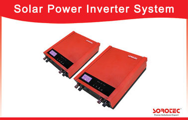China 230VAC Solar Power Inverters , DC / AC sine wave power inverter with 40A PWM Charger factory