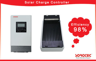 China 12VDC/24VDC/48VDC 60A MPPT Solar Charger Controller factory