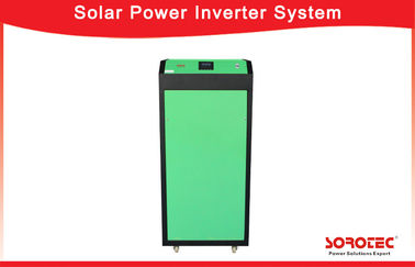 1-5KVA Off Grid Solar Power Systems , Pure Sine Power Inverter Built In Battery