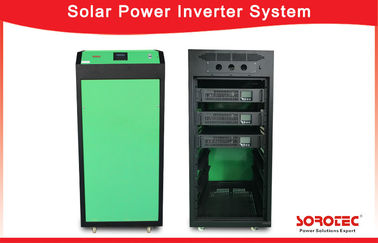 China Solar Off Grid Pure Sine Wave Inverter with Parallel Operation up to 6 units for 4KVA / 5KVA supplier