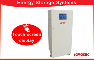 China 3KW / 4KW / 5KW Battery Energy Storage Systems All In One Auto Sensing supplier