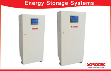 White Color 220V 3KW Home Energy Storage Systems , Off Grid Solar Power Systems