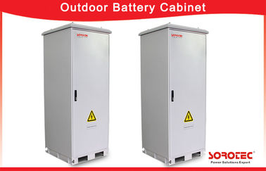 China IP55 Customized Outdoor Battery Cabinet Solution for All Size Batteries supplier