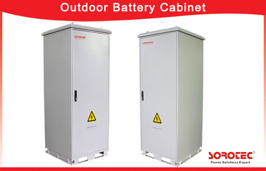 China Newest Outdoor Battery Cabinet of Protection Degree IP55 with Air-conditioning supplier