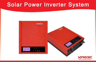 China 220/230/240VAC Solar Energy Inverter 2000VA Systems of Output Short Circuit Protection factory
